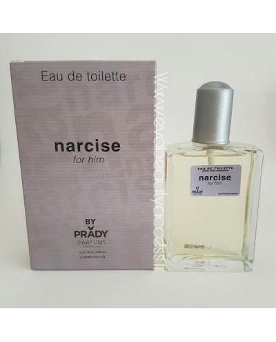 NARCISE FOR HIM HOMME 100ML