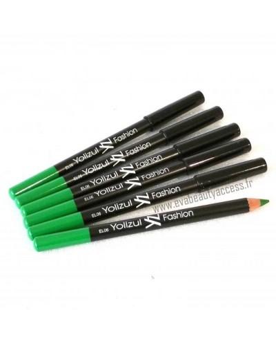 Eye Liner Longue Tenue Top Fix Color Vert - YOLIZUL