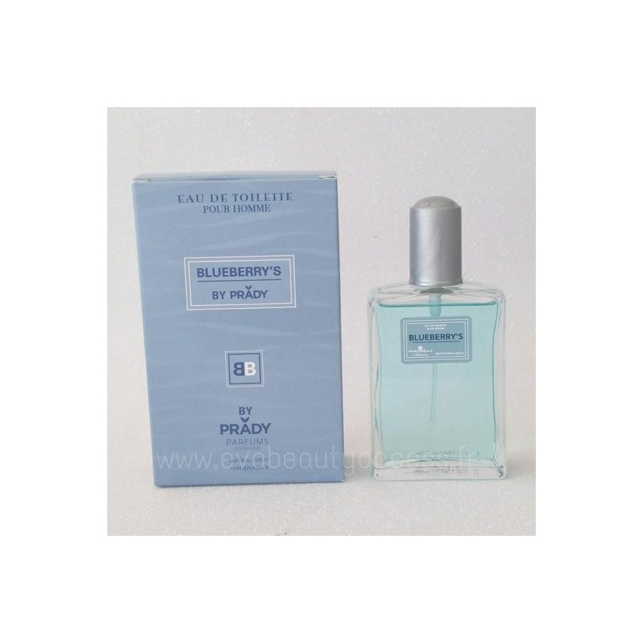 BLUEBERRY'S HOMME 100ML