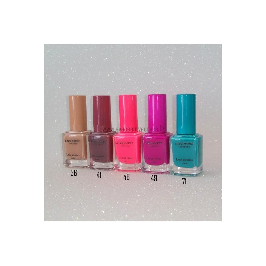 Vernis 13ml - EASY PARIS