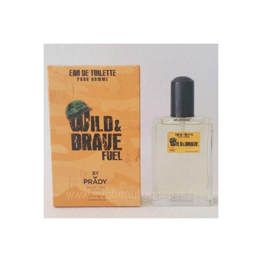WILD AND BRAVE FUEL HOMME 100ML