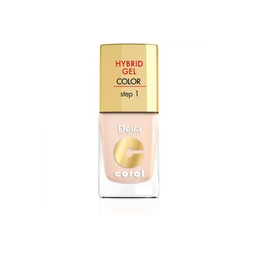 Hybrid Gel - Color - 04 - DELIA (Etape 1)