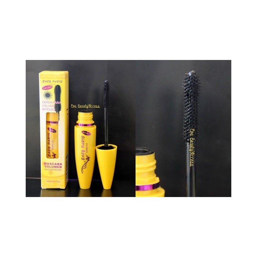 Mascara Volume Intense Noir (Ref Jaune) - EASY PARIS