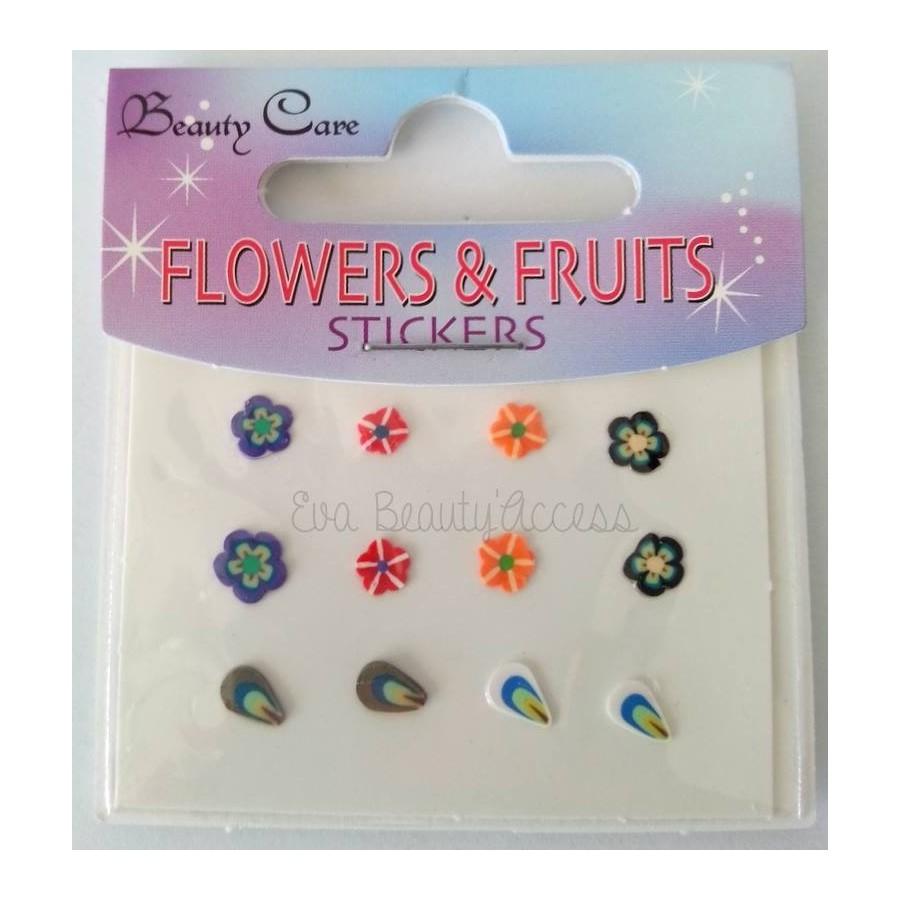 Fimo Multi-Fleurs