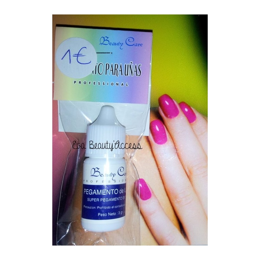 Colle ongles 3g - BEAUTY CARE