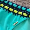 Bikini Crochet Vert Minth - SWEAT SECRET