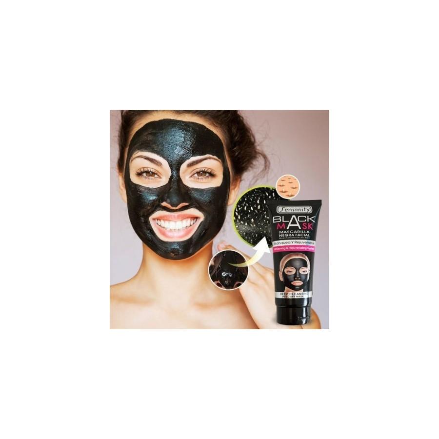 Black Mask Peel-Off Points Noirs - SENSINITY