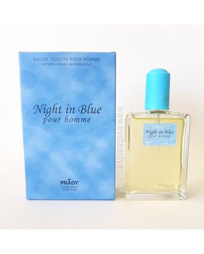 NIGHT IN BLUE - HOMME 100ML - PRADY