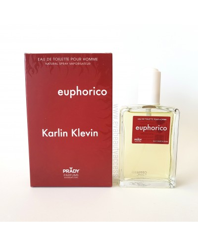 EUPHORICO KARLIN KLEVIN - HOMME 100ML - PRADY