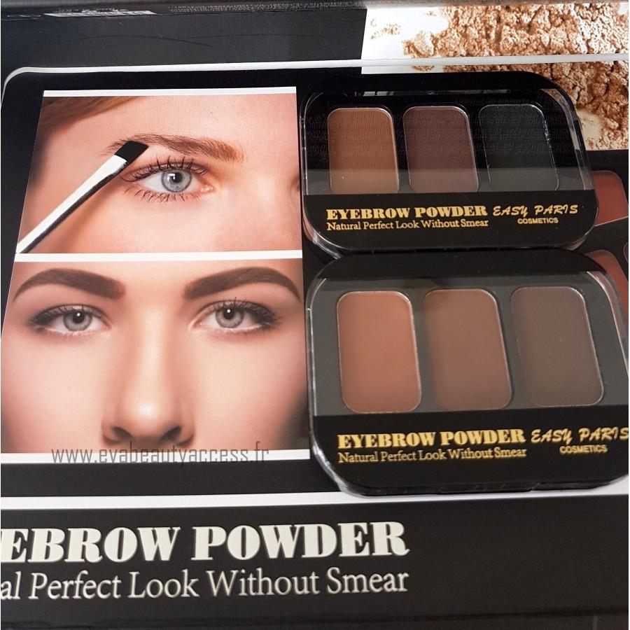 """Kit """"Natural Perfect Look"""" pour Sourcils - EASY PARIS"""