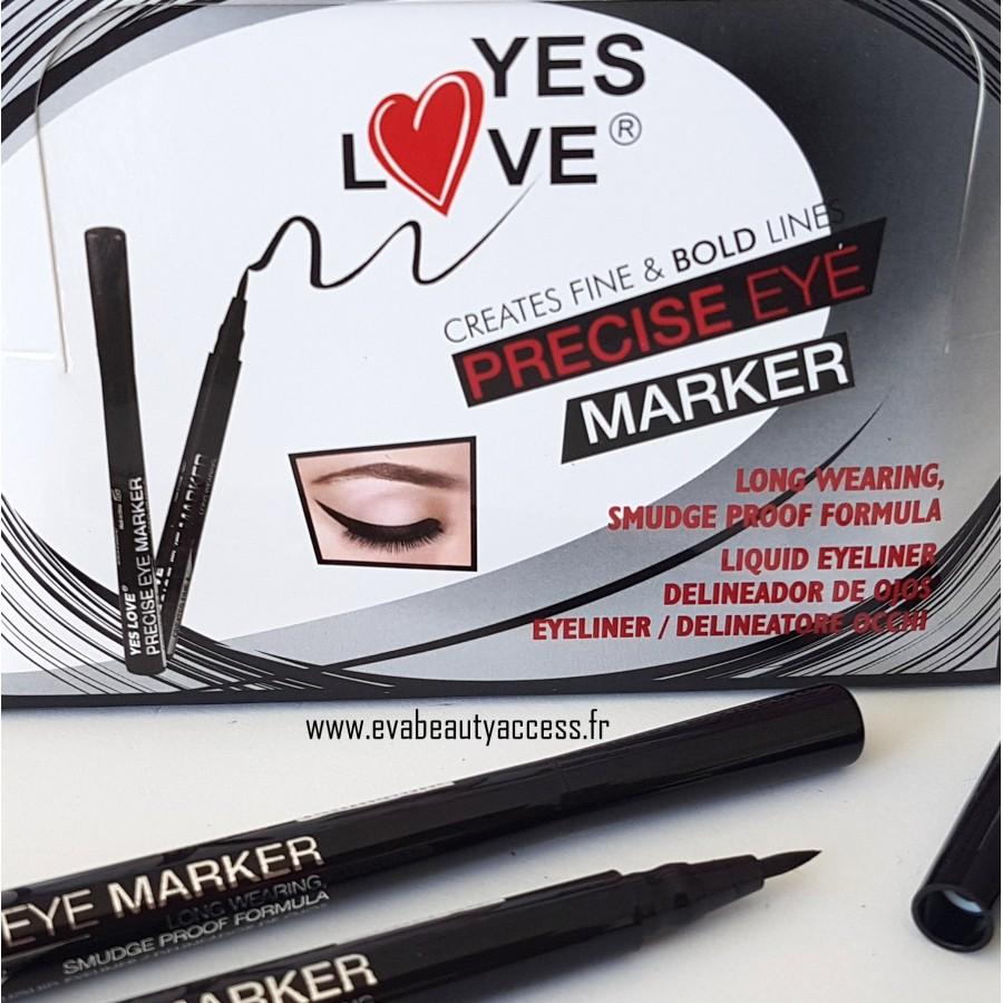 Presice Eye Marker Feutre Eyeliner - YES LOVE
