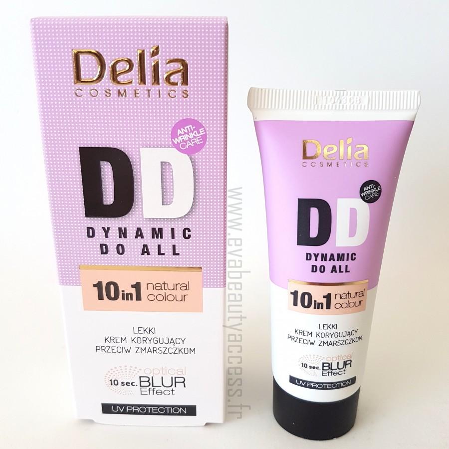 BB Crème 10 en 1 Teinte Naturelle - DELIA