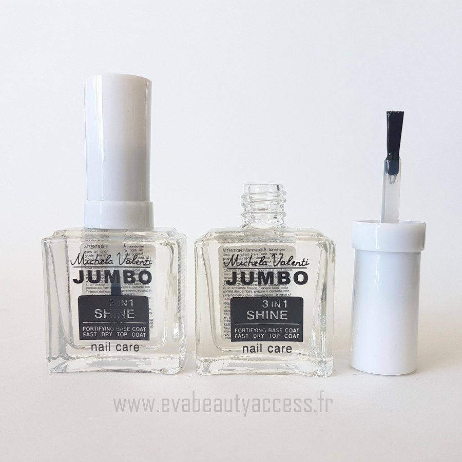 Vernis 3 en 1 Shine Jumbo - MICHELA VALENTI