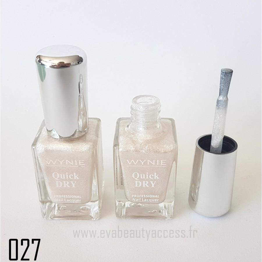 "Vernis ""Quick Dry"" - 027 - WYNIE"