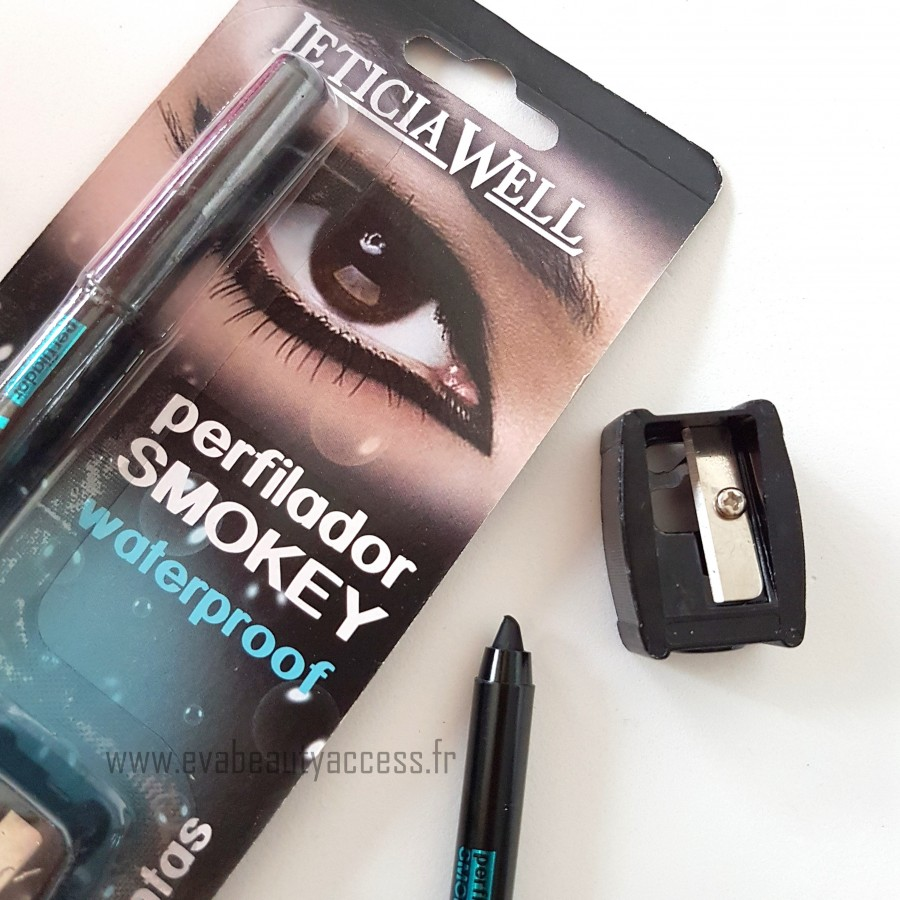 Crayon - Smokey - Waterproof + Taille Crayon - LETICIA WELL