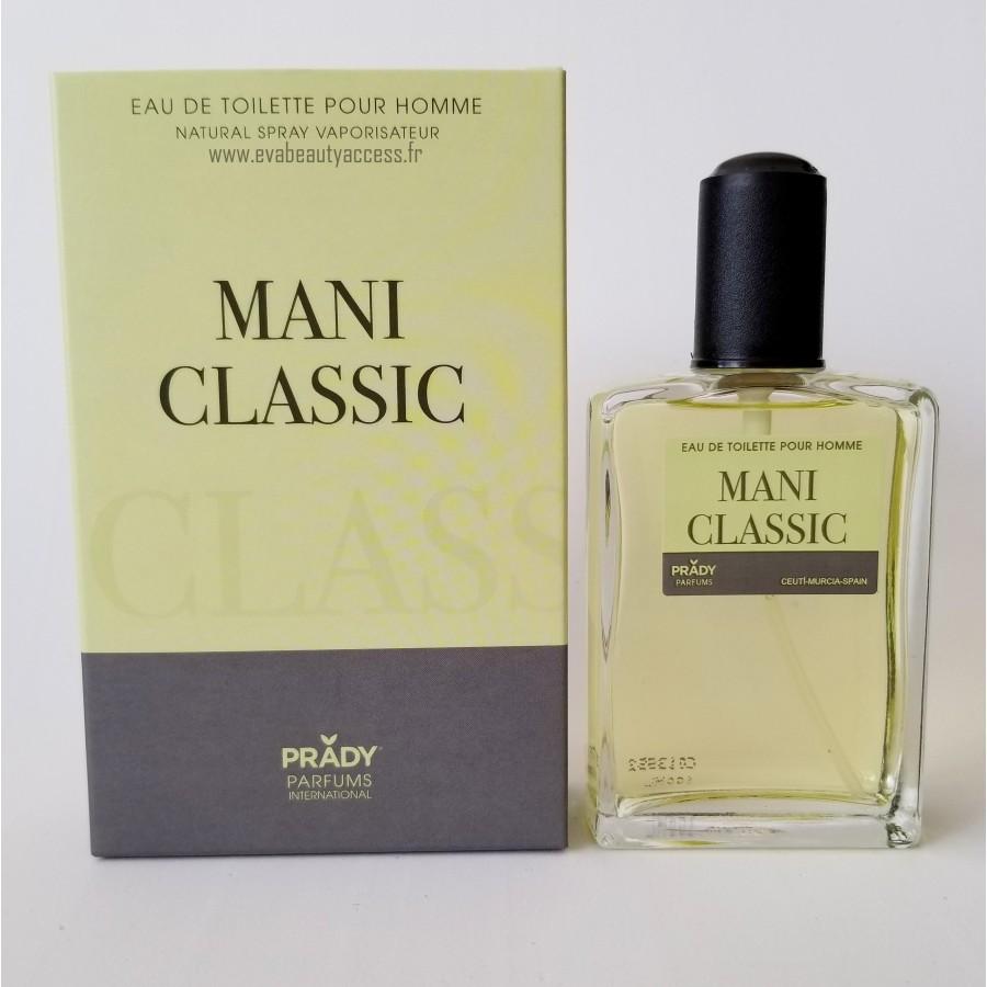 MANI CLASSIC - HOMME 100ML - PRADY