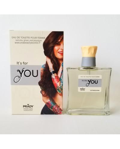 IT'S FOR YOU - FEMME 100ML - PRADY