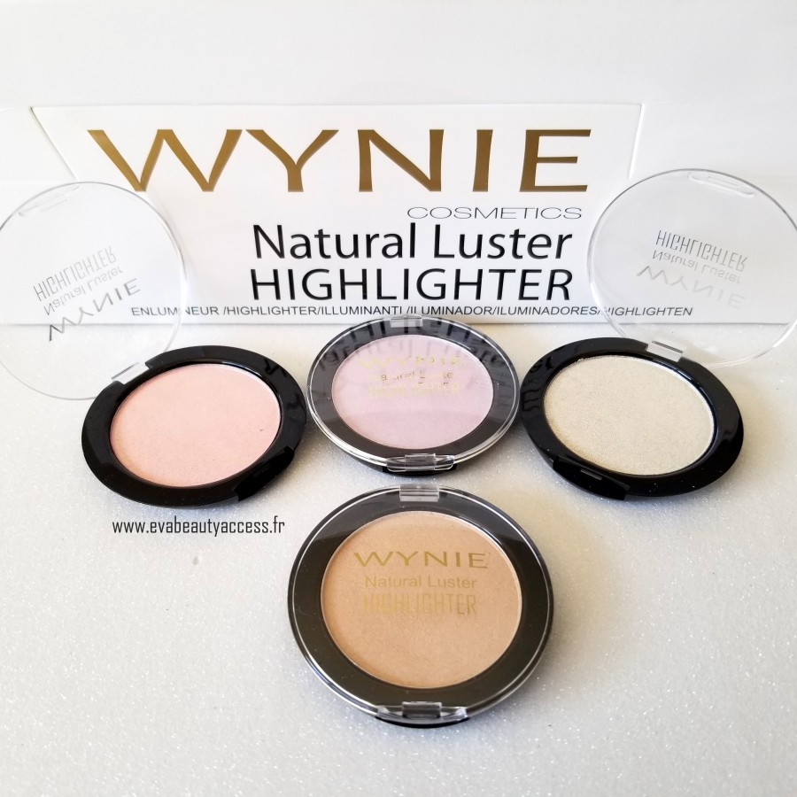 Natural Luster Highlighter Licorne - 01 - WYNIE