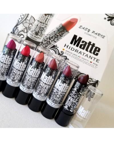 Rouge à Lèvres Matte Hydratant