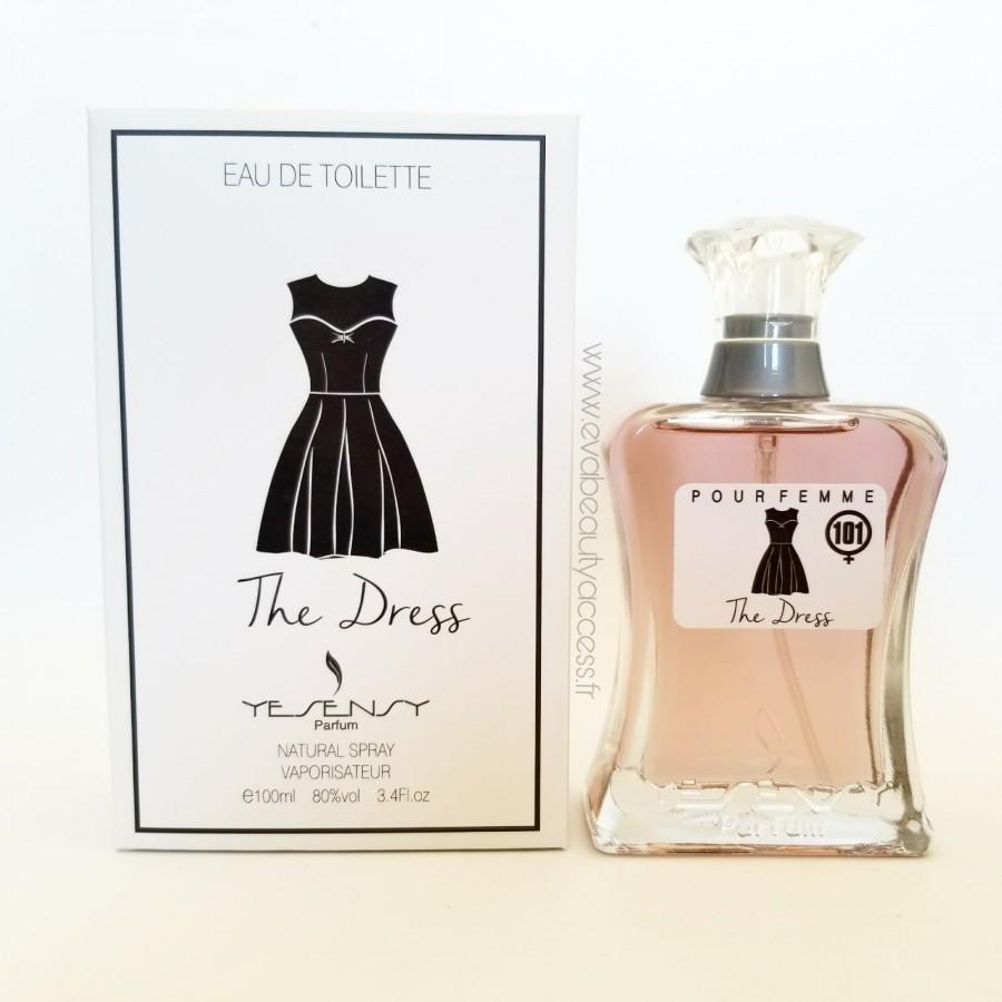 THE DRESS - FEMME 100ML - YESENSY
