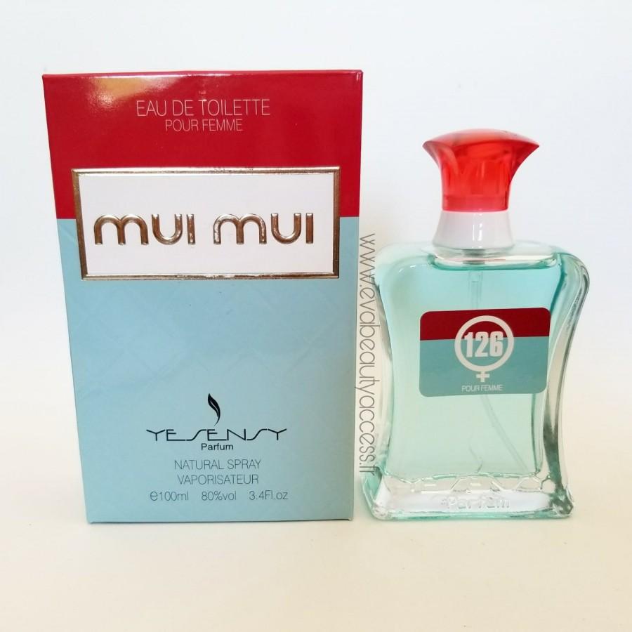 MUI MUI - FEMME 100ML - YESENSY