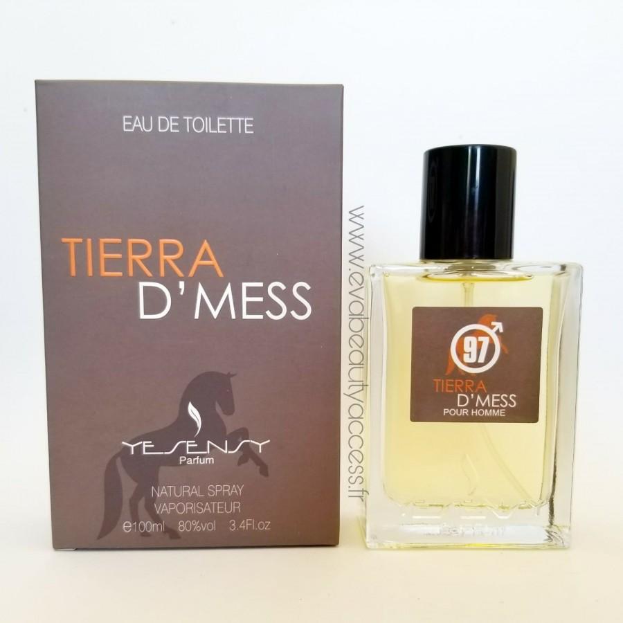 TIERRA D'MESS - FEMME 100ML - YESENSY