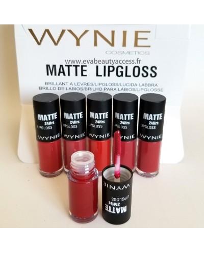 Matte 24H Lipgloss - WYNIE