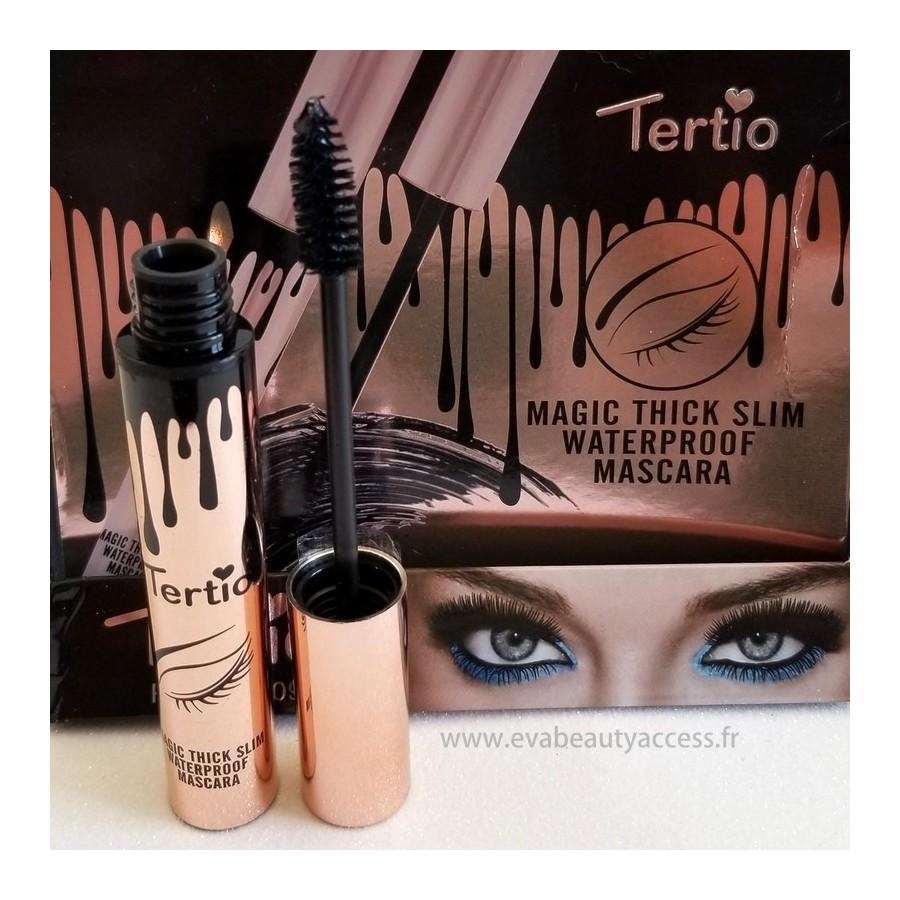 Mascara 'MAGIC THICK SLIM WATERPROOF' - TERTIO