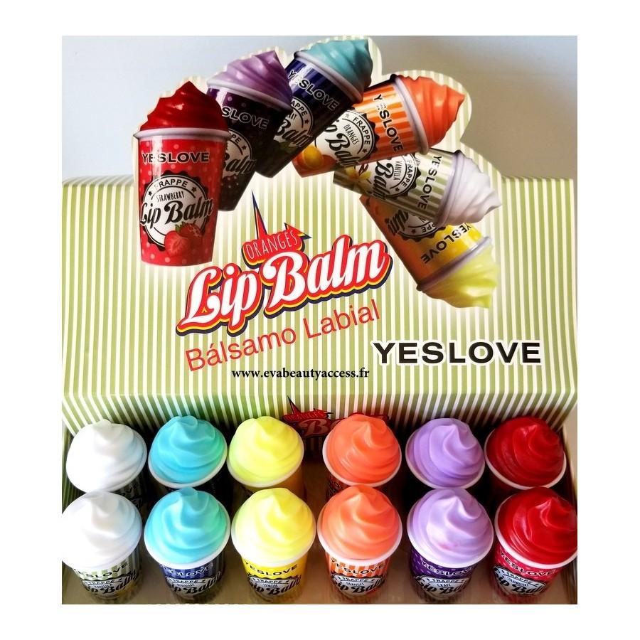 LIP BALM - Crème Glacée - YES LOVE