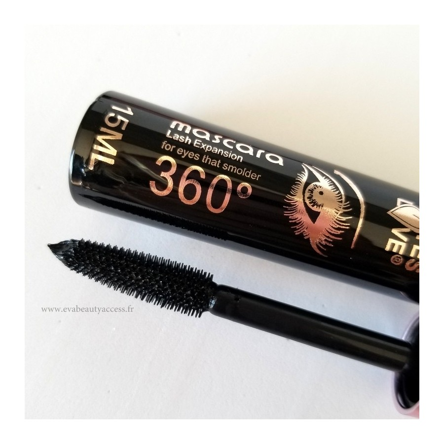Mascara 360° 'LASH EXPANSION' - YES LOVE