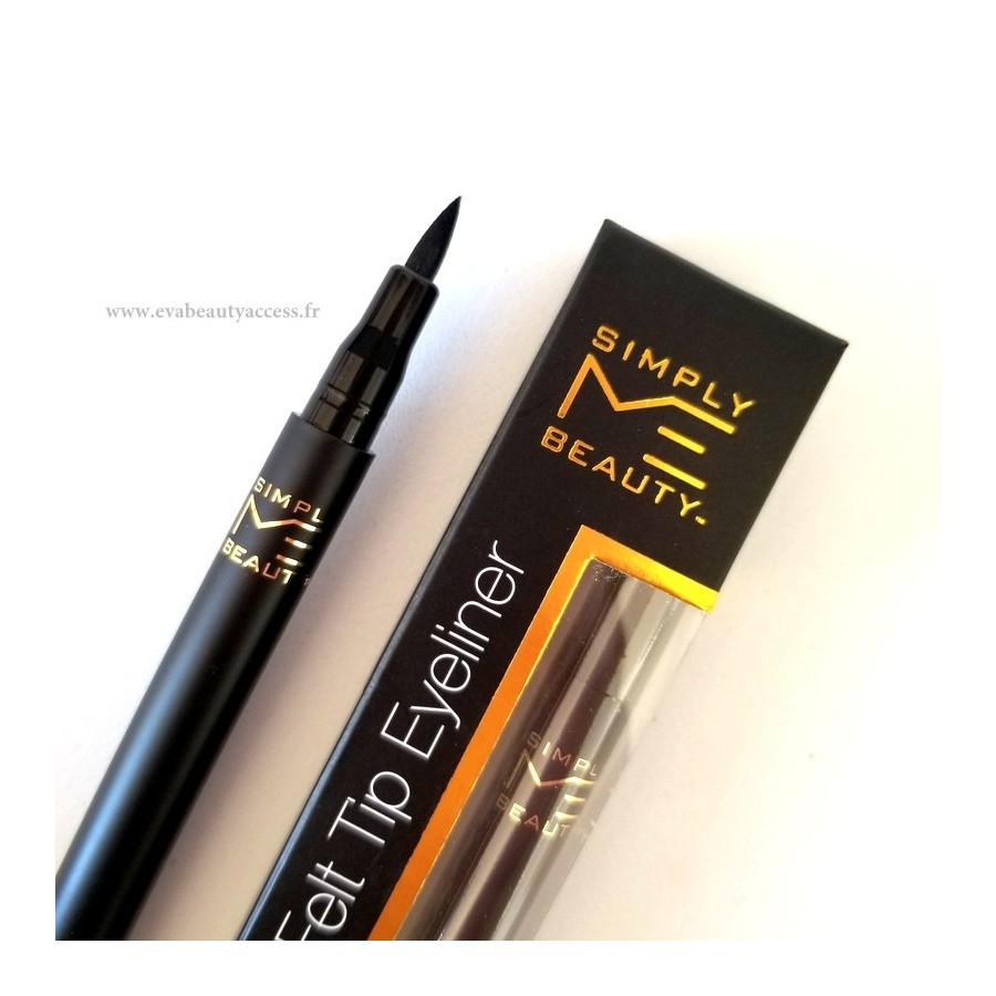 Eye Liner Liquide Feutre 'Simply Me Beauty' - LETICIA WELL