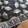 Pochette Cadeaux - 'FLYR' Noir/Argent
