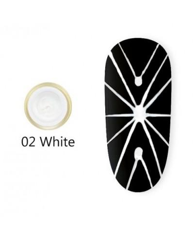 Spider Gel Soak-Off / UV / LED - 8ml - BLANC 02