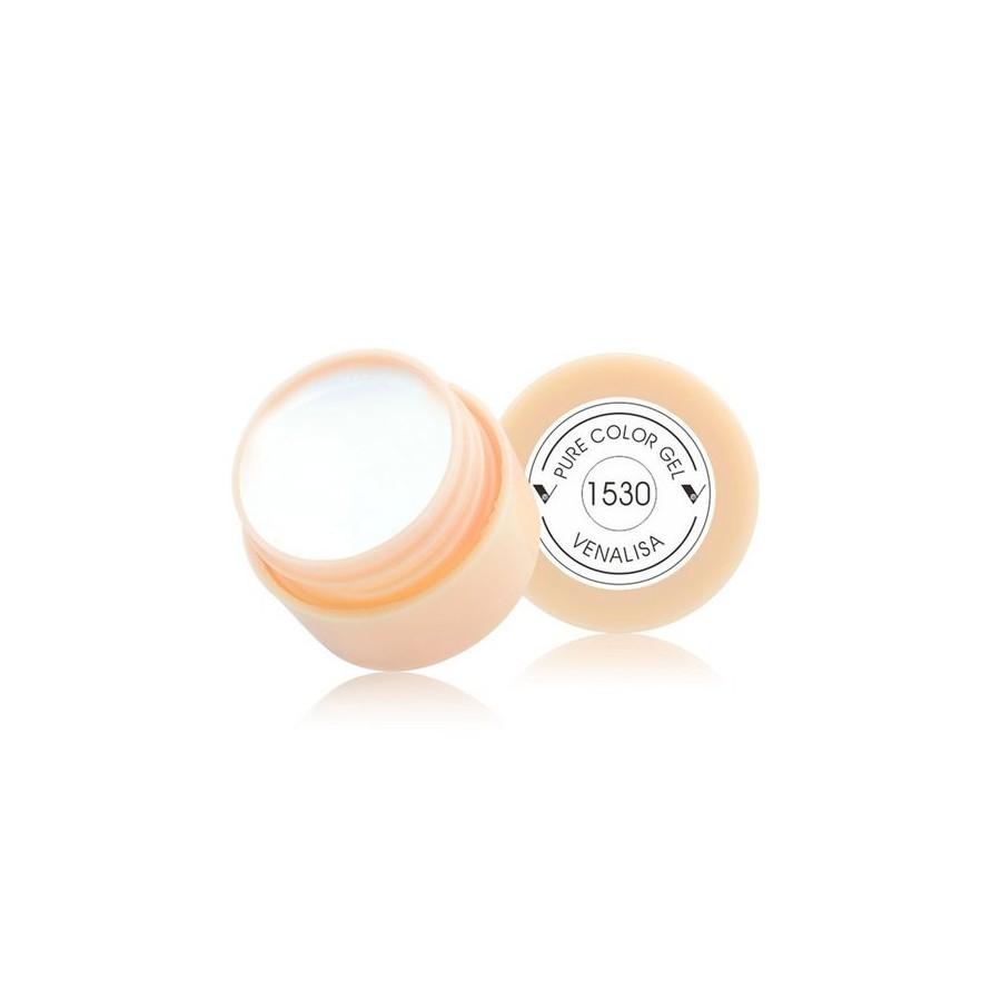 Gel UV de Couleur - REF 1530 - Blanc