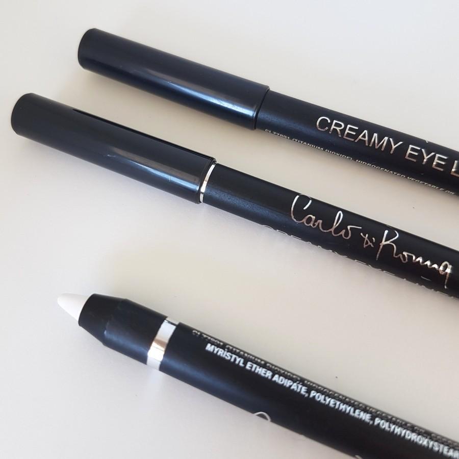 Creamy Eye Liner - Blanc - CARLO DI ROMA