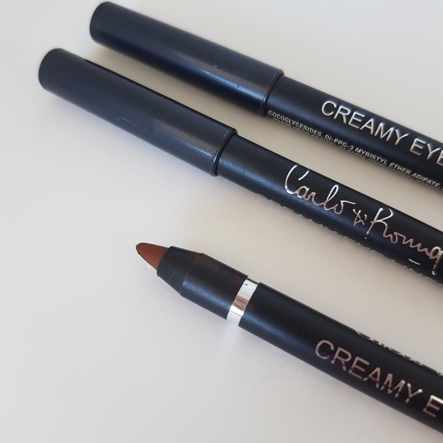 Creamy Eye Liner - Marron - CARLO DI ROMA