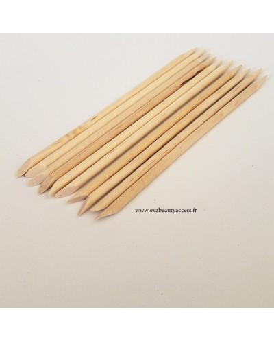 Set 10 Bâtons de Buis Cuticules - WYNIE