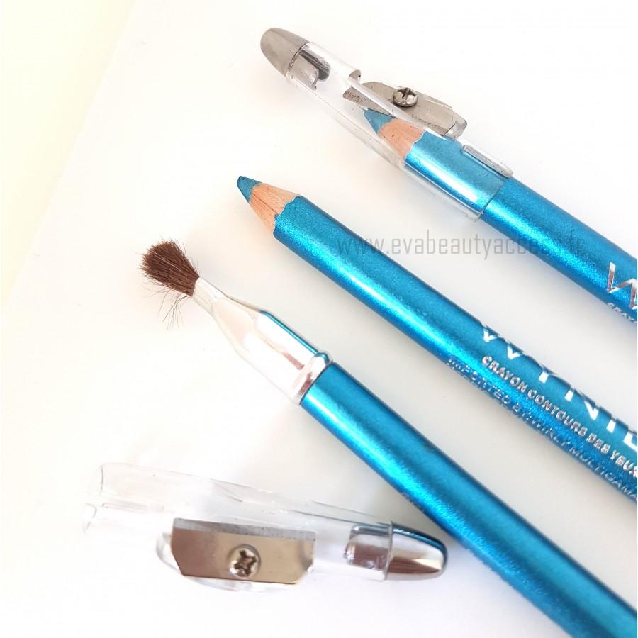 Crayon Yeux 3 en 1 - 26 Peacock Blue - WYNIE