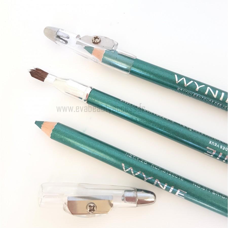 Crayon Yeux 3 en 1 - 77 Bright Green - WYNIE