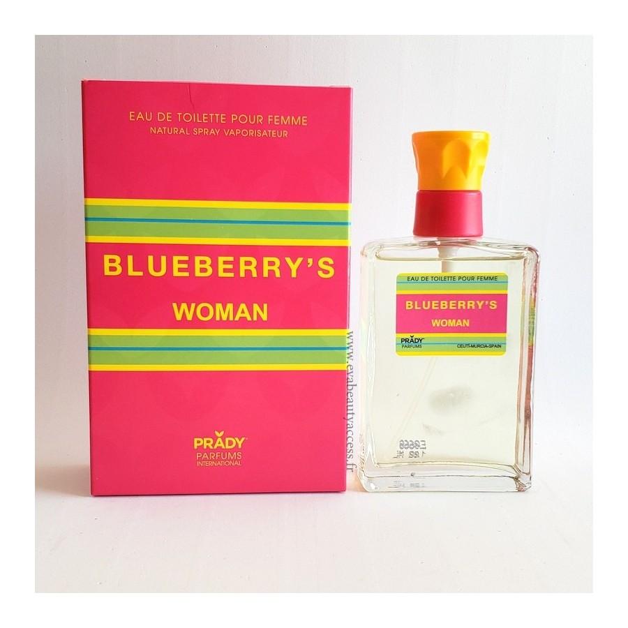 BLUEBERRY'S - FEMME 100ML - PRADY