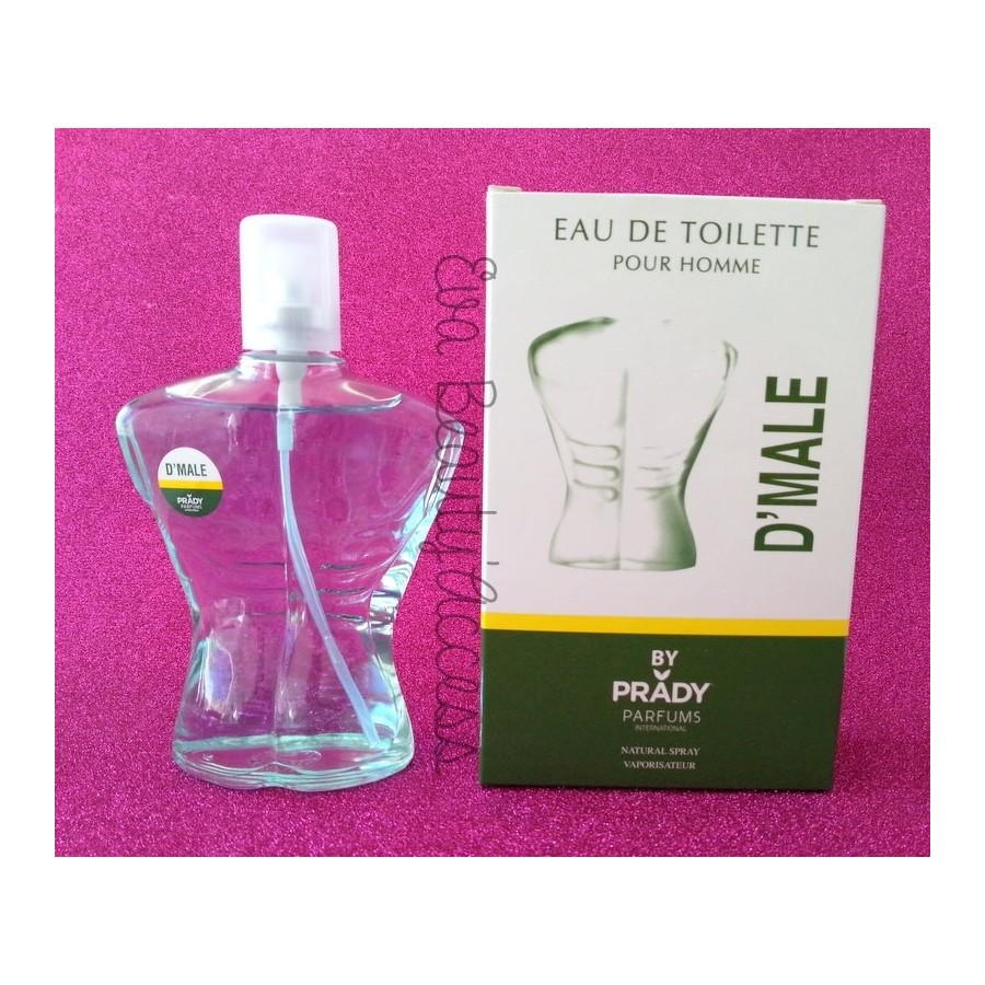 D'MALE HOMME 100ML