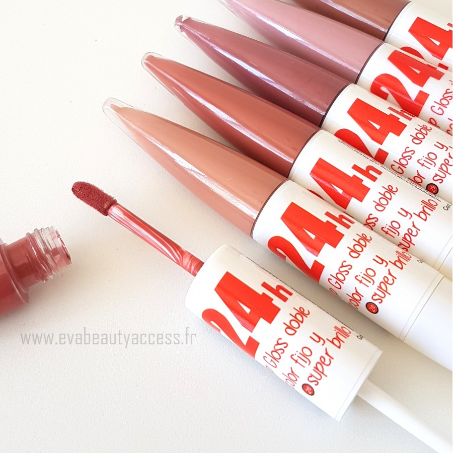Lip Gloss 24H - 2 en 1 Mat - LETICIA WELL 3/3