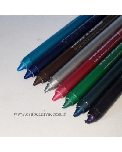Crayons Contour des Yeux et Lèvre Métallique - WYNIE