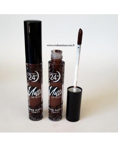 Matte Lipgloss Long Lasting 24H - B078 - N°06 - EASY PARIS