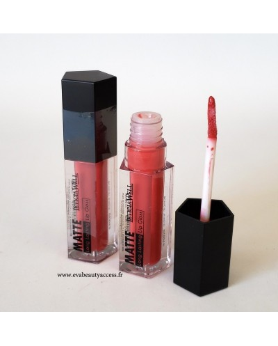Matte Long Lasting Lip Gloss - N°20 - LETICIA WELL
