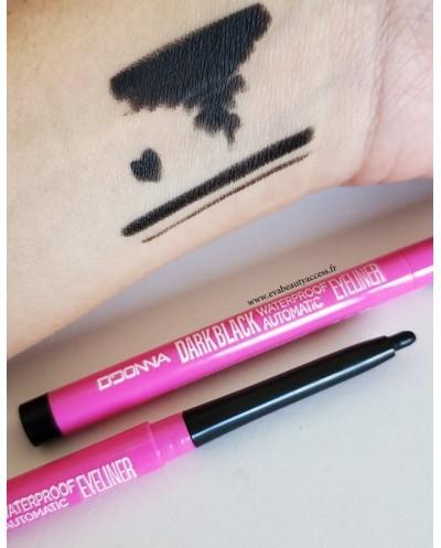 Dark Black Crayon Yeux Noir Automatique - LETICIA WELL