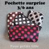 Trousse Surprise pour Petite Fille 3/6 Ans