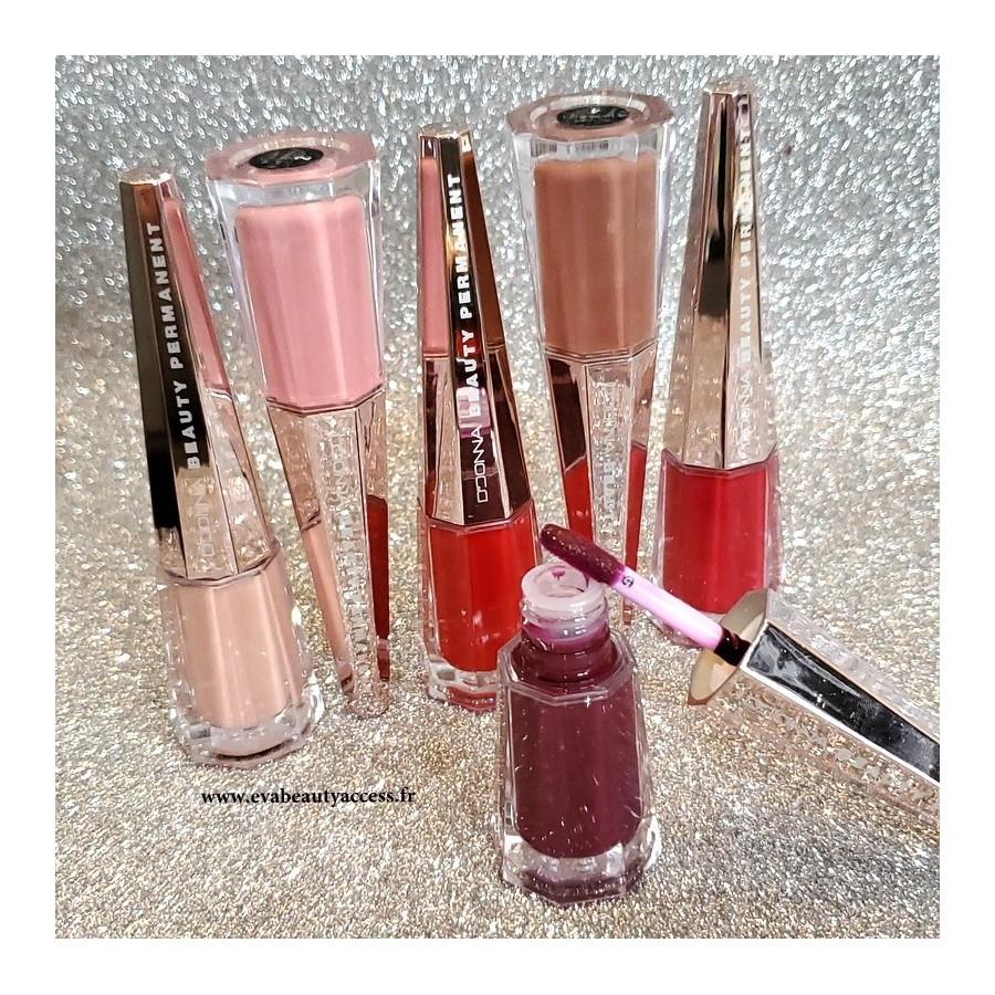 Beauty Permanent 'Lipgloss Mat' - D'DONNA