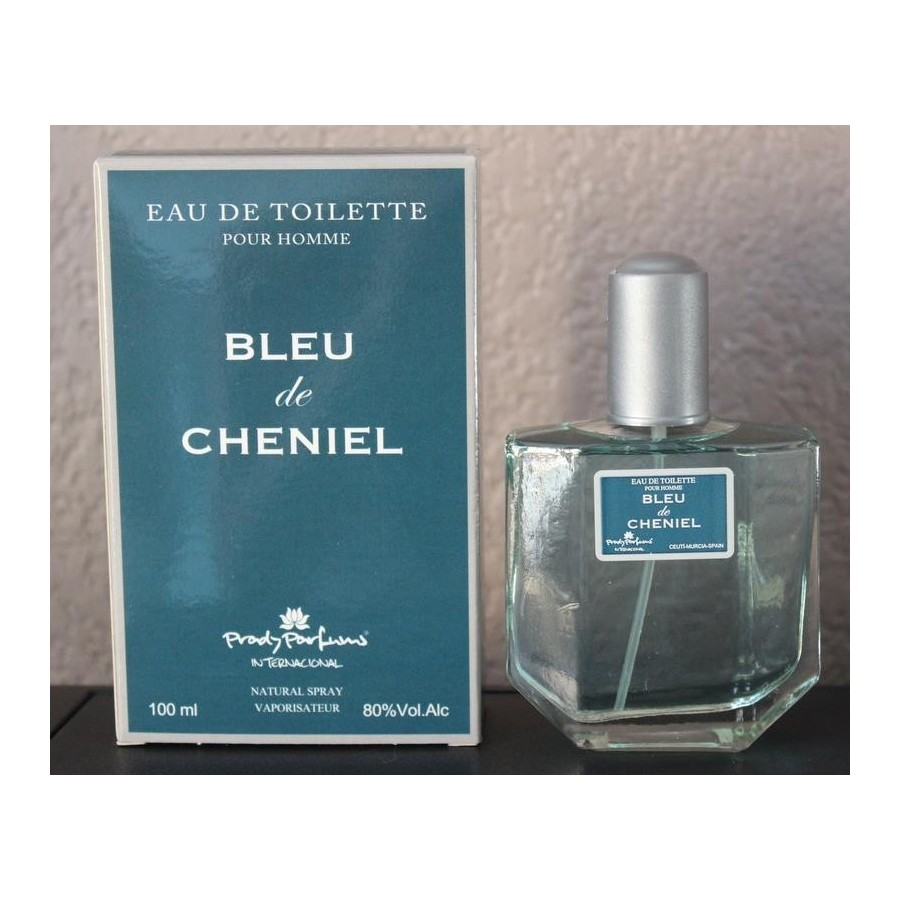 BLEU DE CHENIEL HOMME 100ML