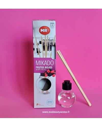 Mini Bulle Mikado - Fruits Rouges - Parfum Intérieur - 20ml